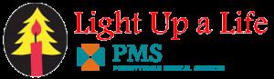 PMS Light Up a Life logo